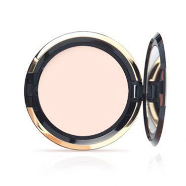 Compact Foundation - kompaktný make-up zo zrkadielkom a hubkou