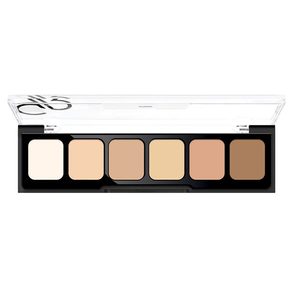 Correct & Conceal Concealer Cream Palette – korektorová paleta 1