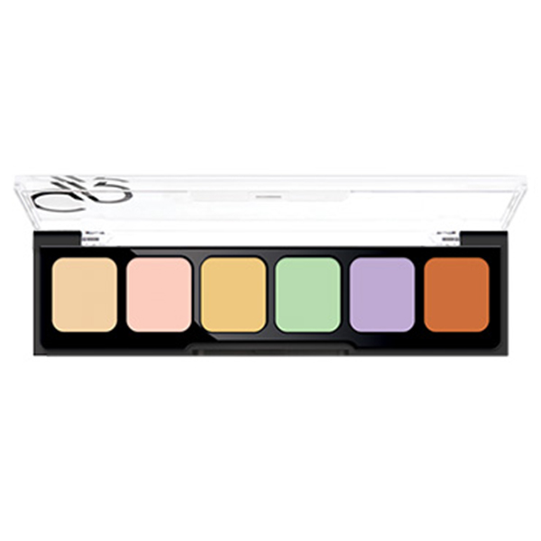 Correct & Conceal Camouflage Cream Palette – kamuflážová paleta 1