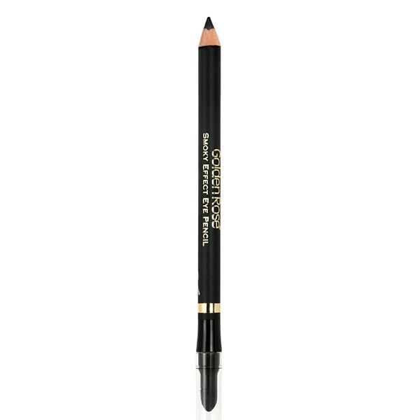 Smoky Effect Eye Pencil – mäkká strúhacia ceruzka na oči s penovým aplikátorom 1