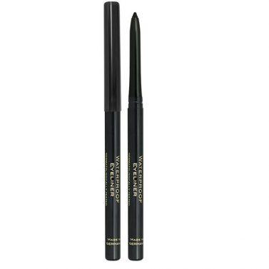 Waterproof Eyeliner - vodeodolná vysúvacia ceruzka na oči