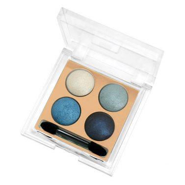 Wet & Dry Eyeshadow - 4 očné tiene