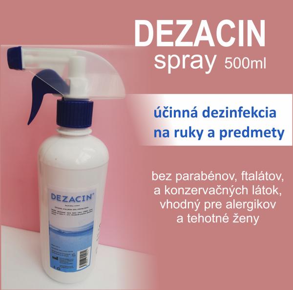 dezacin spray